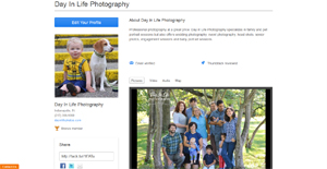 Day In Life Photography - Thumbtack Profile